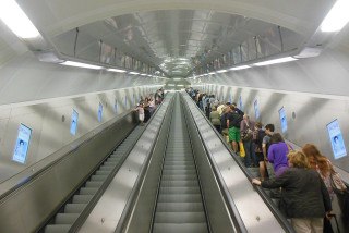 AI sensors will listen to Prague's metro escalators for mechanical problems