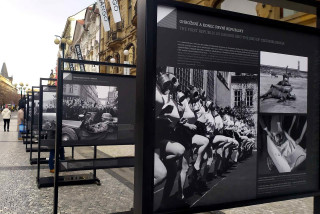 Airbrushed history: open-air exhibit highlights 60 years of photo censorship and manipulation