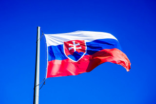 Slovak flag. (photo: Pixabay / Leonhard Niederwimmer)