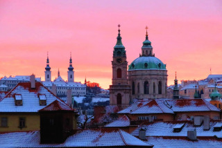 Warm weather ending Saturday, winter will return to the Czech Republic