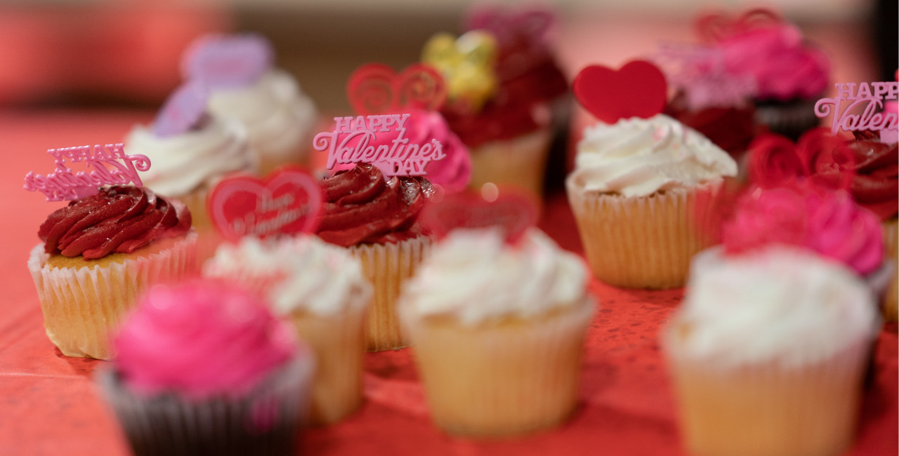 Valentine's Day Cupcakes (Photo ZeynepOzy