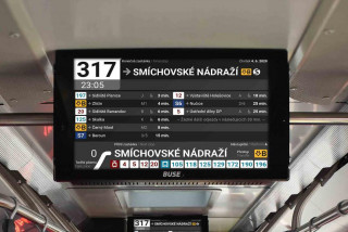Lost in transit? Prague plans to bring its orientation signs into the 21st century