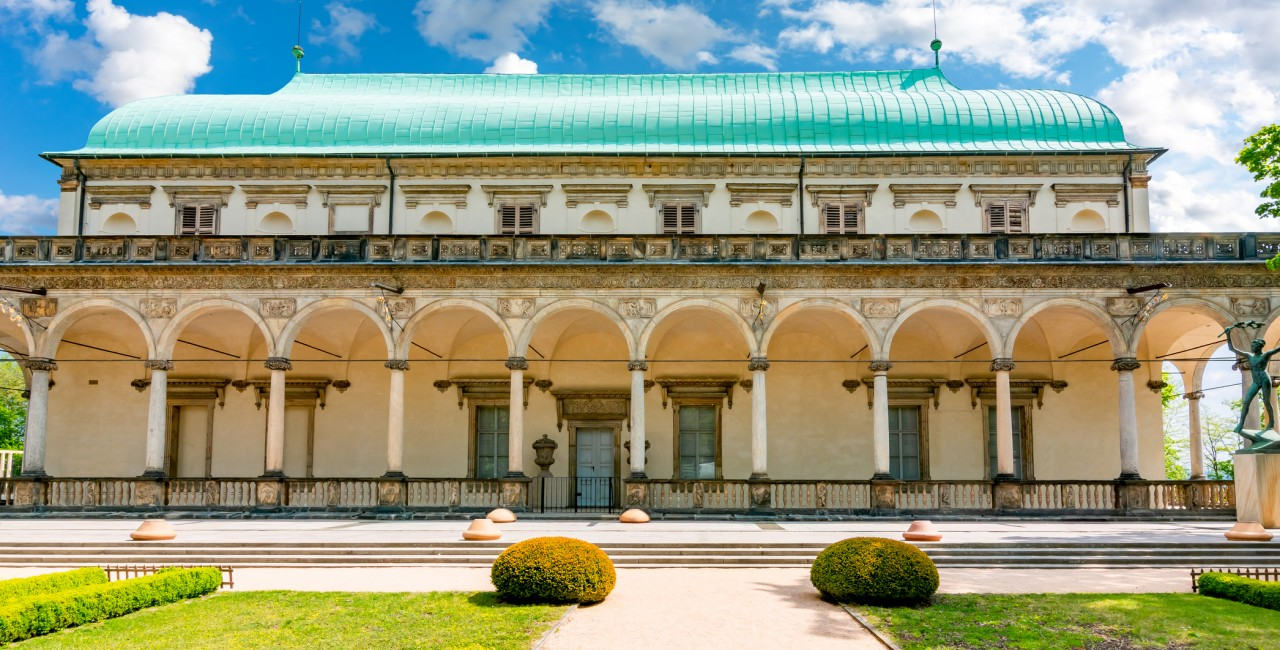 Queen Anne's Summer Palace (iStock photo - Vladislav Zolotov)