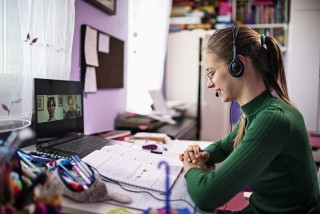 Going the distance: teacher tips for doing distance learning – better