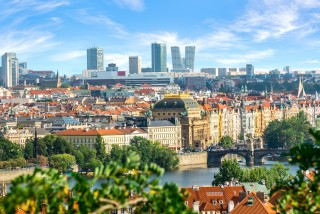 Prague now ranks as the EU's third-richest region by GDP per capita in PPS