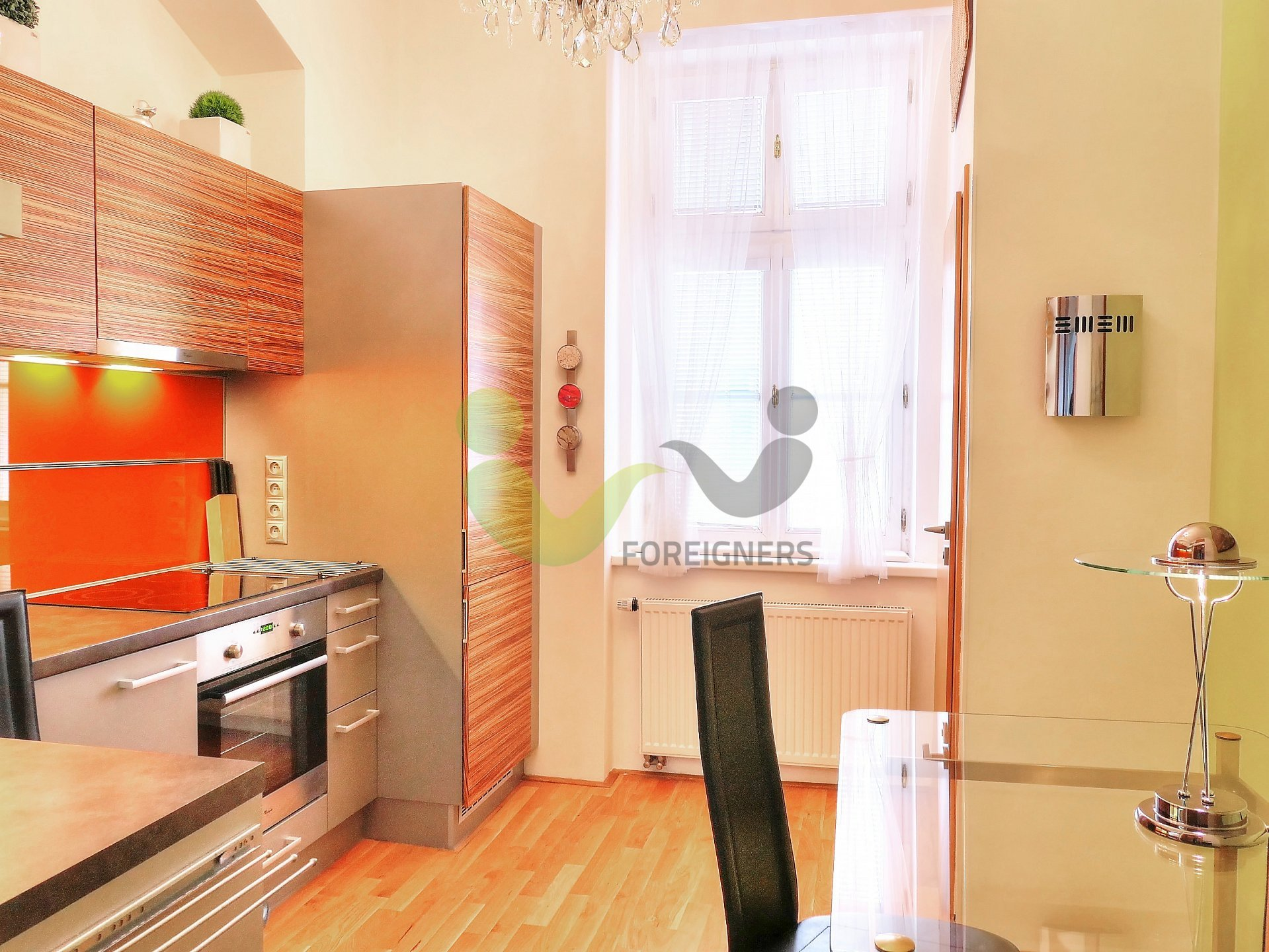 Apartment for rent, 1+1 - Studio, 50m2, in Prague, on ...