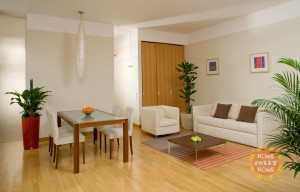 Apartment for rent, 2+kk - 1 bedroom, 60m<sup>2</sup>