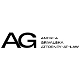 Andrea Grivlská, attorney-at-law