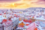 Prague named one of world's top 50 places to visit in 2019