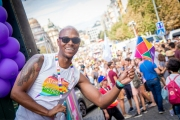 Prague Pride 2019 to commemorate the 50th anniversary of the Stonewall Riots