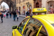 Prague taxi driver uses fake police badge to rob foreigner in his hotel room