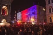 Prague's Festival of Freedom events visited by 200,000 people, according to mobile operator estimates