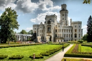 The top 10 castles and chateaus in the Czech Republic
