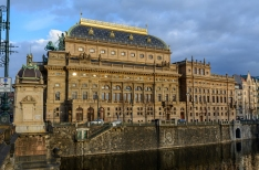 10 fun facts about Prague's celebrated National Theatre