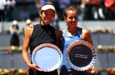 Czech tennis star Barbora Strýcová wins Wimbledon doubles, becomes world's #1
