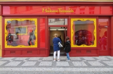 Madame Tussauds wax museum franchise opens near Old Town Square