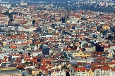 New figures show Prague now needs housing for 1.55 million