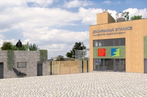Prague's animal rescue station will be completely modernized
